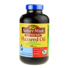 Nature Made® Flaxseed oil