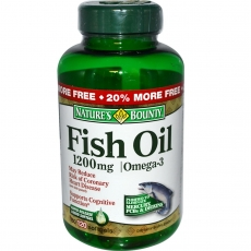 Natures Bounty Fish Oil