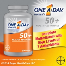 One a day 50+ Women