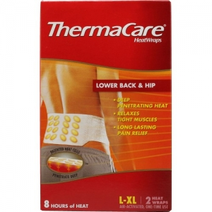 ThermaCare HeatWraps Back & Hip