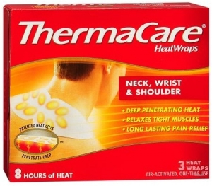 ThermaCare HeatWraps Neck, Shoulder and Wrist Wraps
